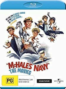 Mchale's Navy Movie Double Feature [Blu-ray] by Imports