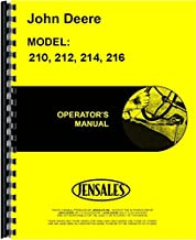 Best john deere 212 owners manual Reviews