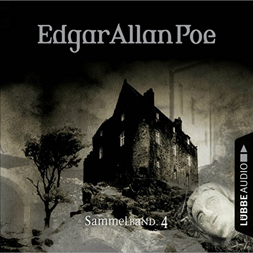 Edgar Allan Poe, Sammelband 4 audiobook cover art