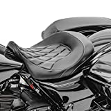 Asiento monoplaza para Harley Electra Glide Ultra Classic 09-20 SL2WH Solo