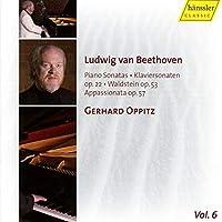 Piano Sonatas 11 21 23 by LUDWIG VAN BEETHOVEN (2007-06-12)