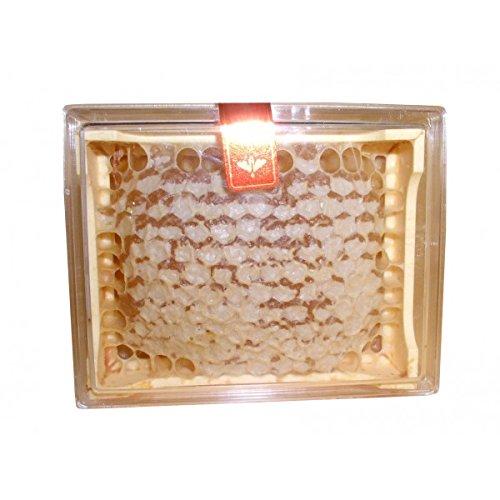 MIELE di ACACIA IN FAVO con scatola (120 g circa)