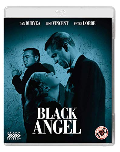 Black Angel [Reino Unido] [Blu-ray]