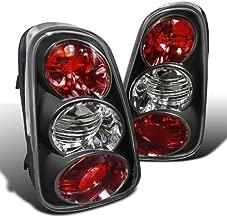 Spec-D Tuning LT-MINI01JM-TM Mini Cooper Base/Mini Cooper S Black Altezza Tail Lights