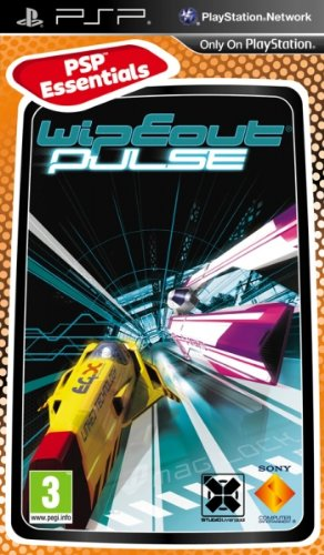 Sony Wipeout Pulse, PSP