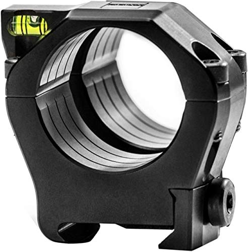 Zeiss Precision Ultralight 1913 Mil-Spec Rifle Scope Mounting Rings with Anti-Cant Bubble Level, 34mm, X-High