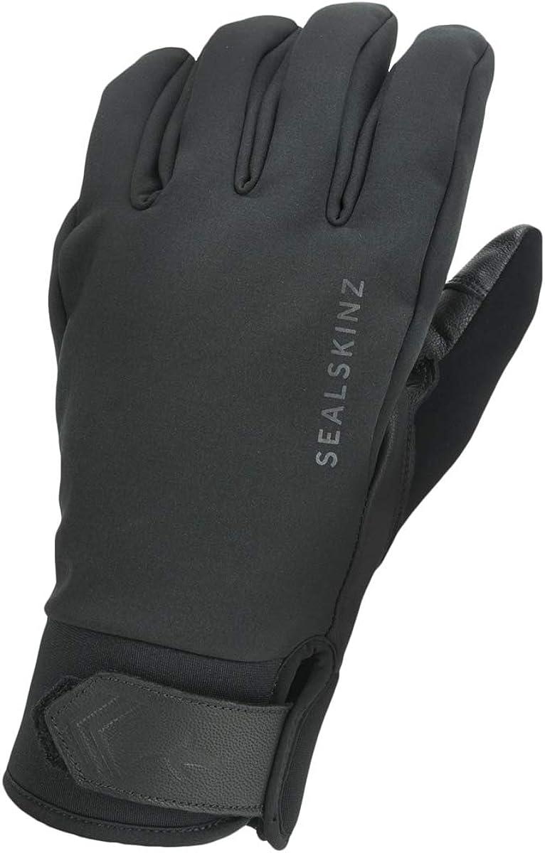 SEALSKINZ Unisex Waterproof All Weather Insulated Glove
