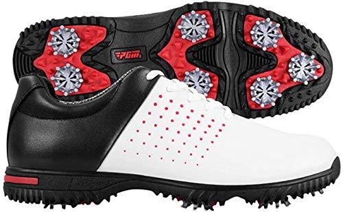 PGM Imperméables Chaussures de Golf pour Hommes avec...