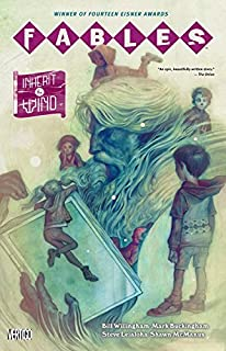 Inherit the Wind (Fables, No. 17) (1401235166) | Amazon price tracker / tracking, Amazon price history charts, Amazon price watches, Amazon price drop alerts