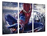 Poster Fotográfico Superheroe, Spiderman Tamaño total: 97 x 62 cm XXL