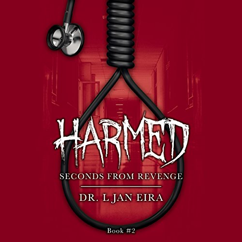 Harmed, Book 2 audiobook cover art