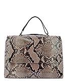 Orciani Luxury Fashion Donna BT1979DIAMROSA Rosa Pelle Borsa A Mano | Ss21