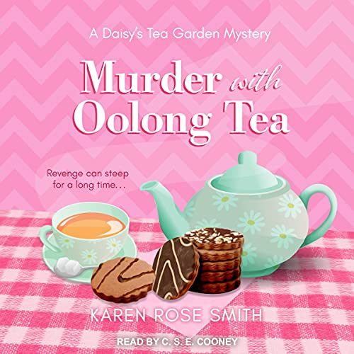 Murder with Oolong Tea cover art