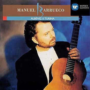 Manuel Barrueco Plays Albéniz & Turina
