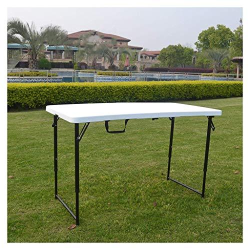 Klapptisch,tragbarer höhenverstellbarer Camping-Tisch Tragbarer Grilltisch Kann als Frühstückstablett oder Zeichentisch für Picknick-Party im Innenbereich verwendet Werden