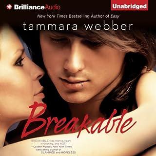 Breakable audiobook cover art