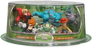 Pixar Animation Studios - Disney Heroes Series #3 Mini-Figure Set (Disney Theme Parks Exclusive)