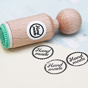 Customer reviews HANDMADE Rubber Stamp - VERY MINI - Craft / Scrapbooking / Stamping:Eventmanager
