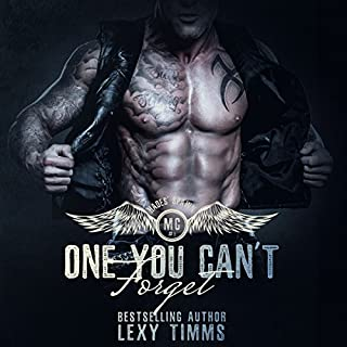 One You Can't Forget audiobook cover art