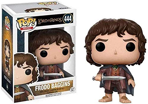 The Lord of the Rings pop figure! Exquisite collector's vinyl figure of Frodo Baggins from the film series