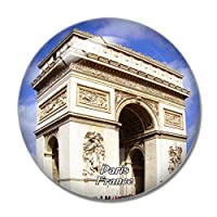 フランス凱旋門パリ冷蔵庫マグネットホワイトボードマグネットオフィスキッチンデコレーション