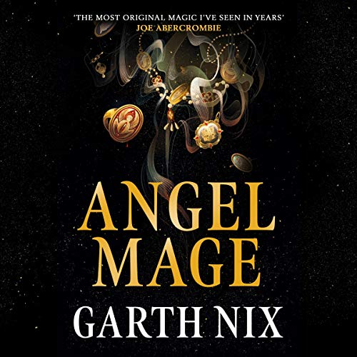 Angel Mage Audiobook | Garth Nix | Audible.co.uk