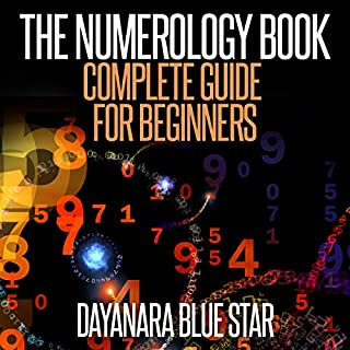 The Numerology Book audiobook cover art
