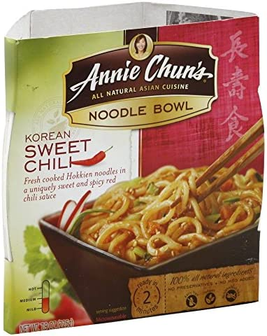 Annie Chuns Sweet Chili Noodle Bowl 8 0 OZ Pack of 6 product image