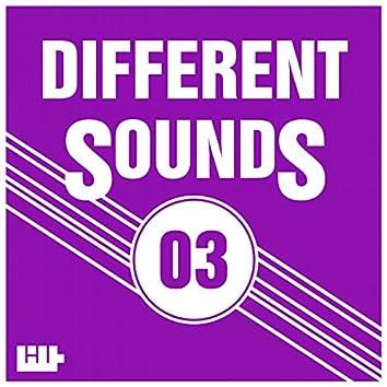 Different Sounds, Vol.3