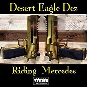Riding Mercedes