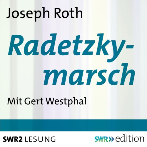 Radetzkymarsch cover art