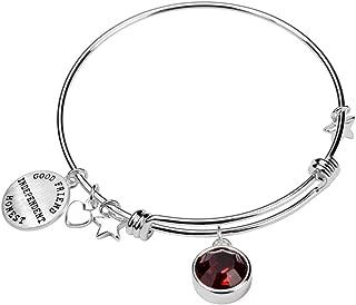 2 birthstone bracelet