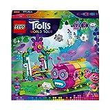 LEGO 41256 Troll World Tour Arcobaleno Caterbus Costruzione Giochi