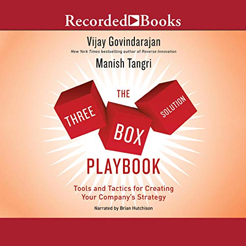 The Three-Box Solution Playbook Titelbild