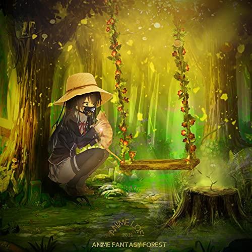 Anime Fantasy Forest
