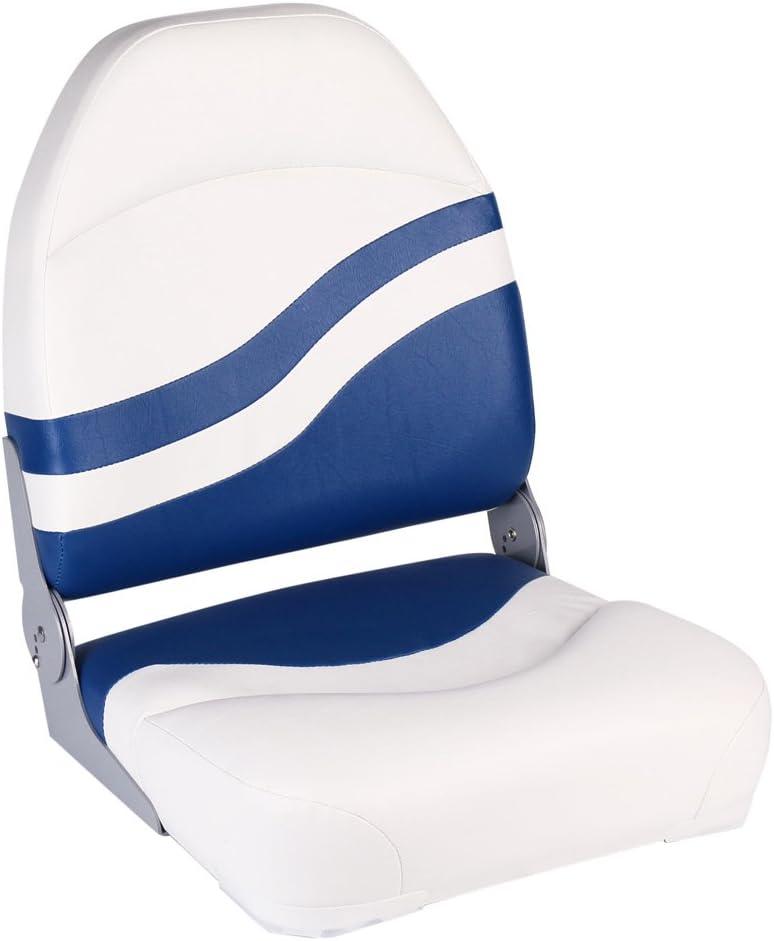 アウトレット☆送料無料 ブランド激安セール会場 Leader Accessories High Back Fishing Folding Seat Boat