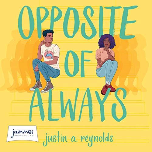 Opposite of Always audiobook cover art