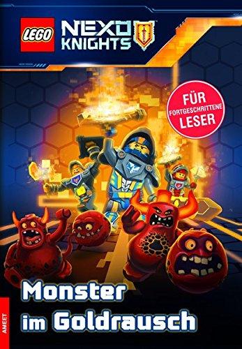 LEGO® NEXO KNIGHTS™ Monster im Goldrausch: Lesebuch