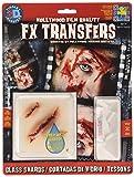 Tinsley Transfers Kit de Tatuaje de fragmentos de Vidrio