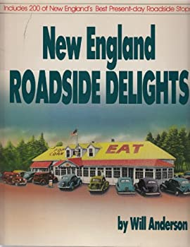 New England Roadside Delights 0960105638 Book Cover