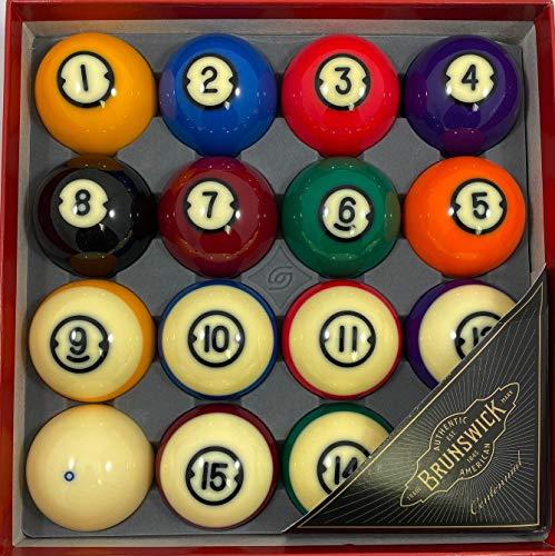 Top billiard balls case for 2020