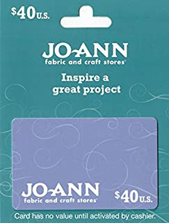 joann store credit card