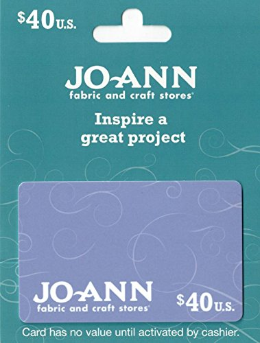 Jo-Ann Stores Card Gift Gifts OFFer