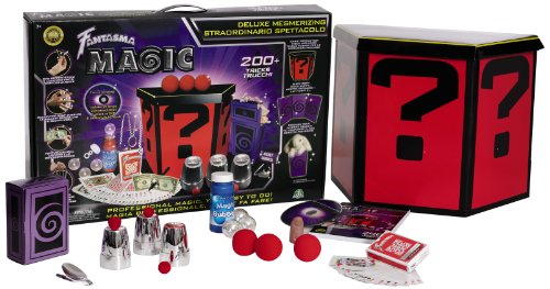 Giochi Preziosi CCP15063 Fantasma Magic - Set 200 Trucchi