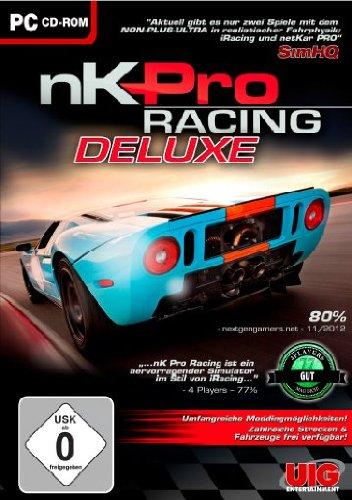 NK Pro Racing Deluxe - [PC]
