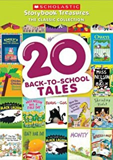 20 BACK TO SCHOOL TALES SCHL STRY TR