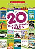 20 Back-To-School Tales: Scholastic Storybook [DVD] [Import]