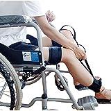 SHENXIAOMING Rollstuhl Heben Geräte Beinhebehilfe Behinderung Heber Fuß Knie Schenkel Schleife Mit Hand Griff Zum Behinderung Alten 1Pc, Kann Gewaschen Werden