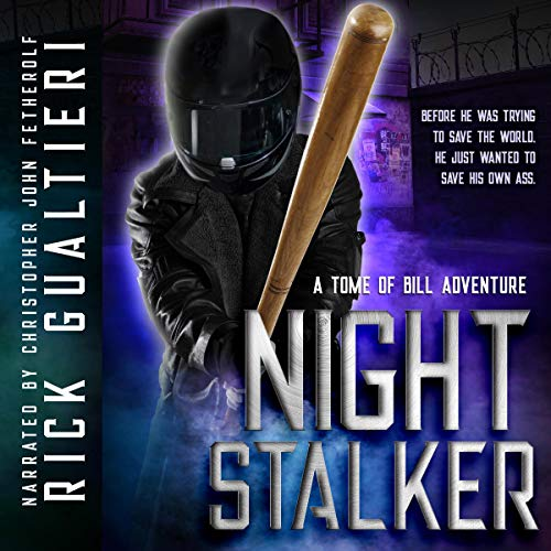 Night Stalker  By  cover art
