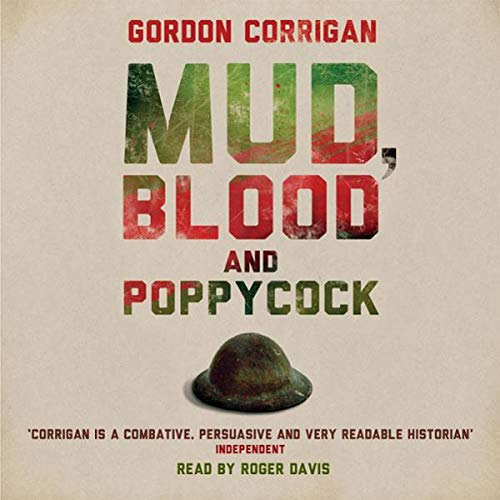 Couverture de Mud, Blood and Poppycock